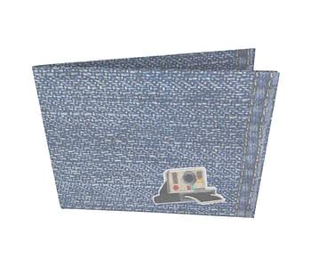 dobra - Nova Carteira Clássica - Foto Jeans