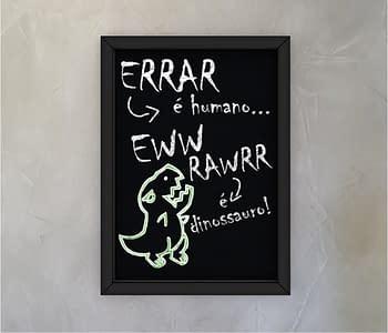 dobra - Quadro - Eww Rawrr