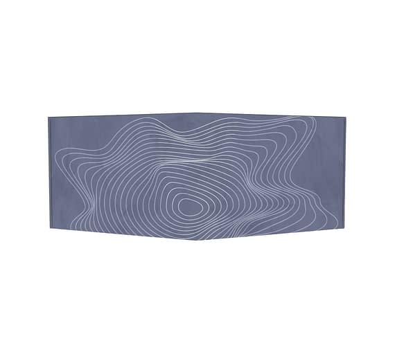 dobra - Carteira Old is Cool - ondas geográficas