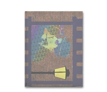 dobra - Capa Notebook - Arte Urbana - Chaplin
