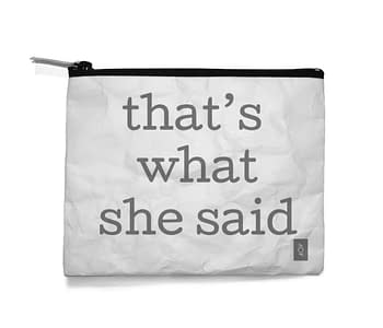 dobra - Necessaire - The Office - That's what she said