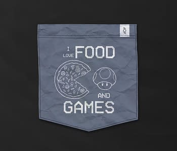 dobra - Bolso - Food and Games