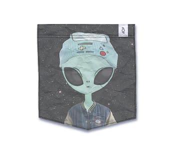 dobra - Bolso - Alienígena descolado