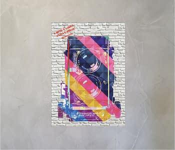 dobra - Lambe Autoadesivo - Arte Urbana II