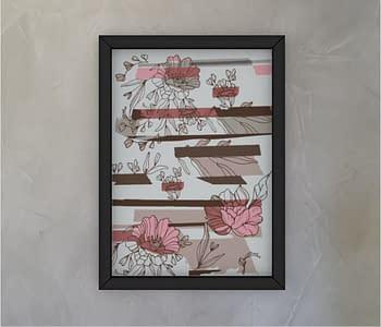 dobra - Quadro - flori