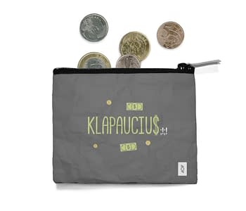 dobra - Porta Moedas - KLAPAUCIUS