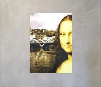 dobra - Lambe Autoadesivo - Mona Lisa - Ponte dos Arcos - 01