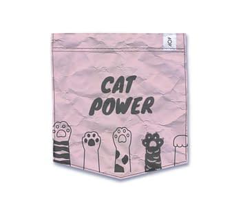 dobra - Bolso - Pink Cat Power