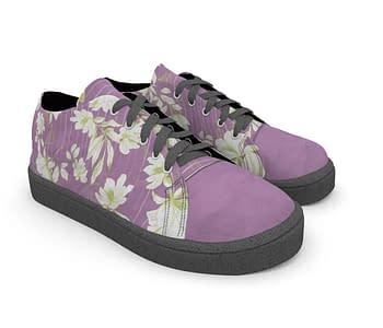 dobra - Tênis - Floral Neon
