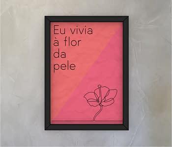 dobra - Quadro - À flor da pele