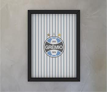 dobra - Quadro - Grêmio | Tricolor Vertical