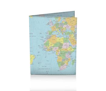 dobra passaporte mapa mundi