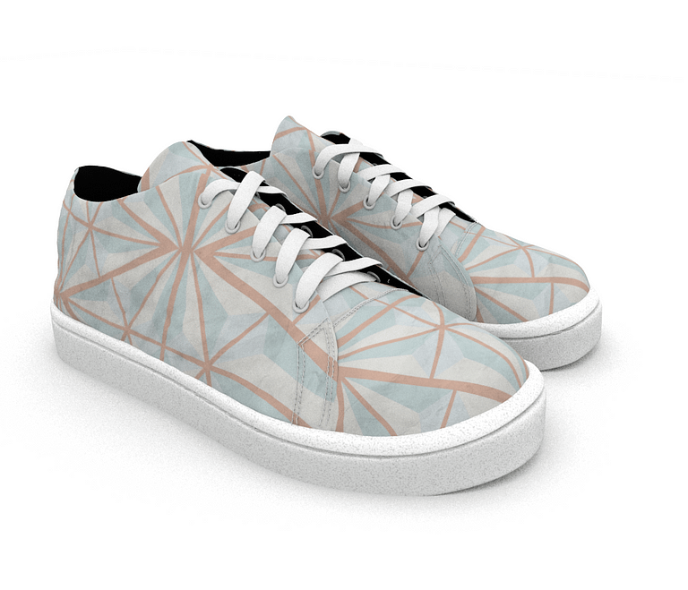 dobra - Tênis - Iced Triangles
