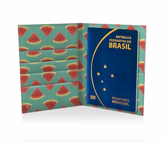dobra passaporte melancia verde