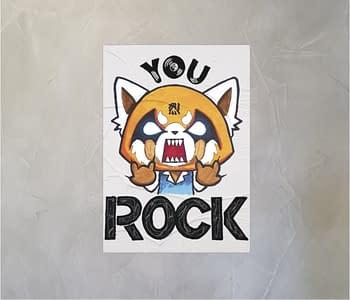 dobra - Lambe Autoadesivo - You Rock