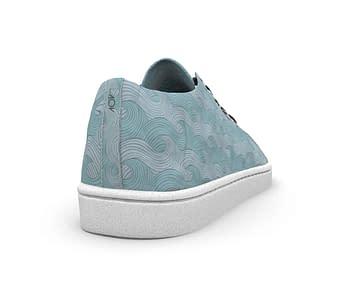 dobra tenis blue sea waves