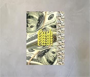 dobra - Lambe Autoadesivo - Dólar