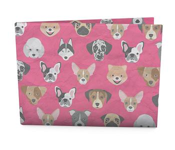 dobra nova classica cachorrinhos rosa