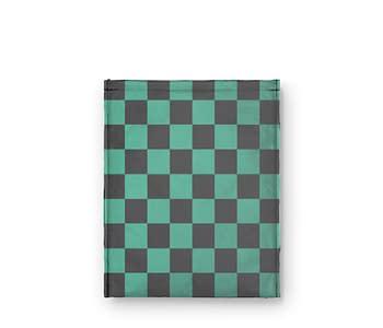 dobra - Capa Kindle - kamado tanjirou pattern