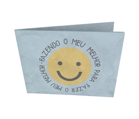 dobra - Nova Carteira Clássica - Smile
